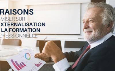 7 RAISONS DE MISER SUR L'EXTERNALISATION DE LA FORMATION PROFESSIONNELLE